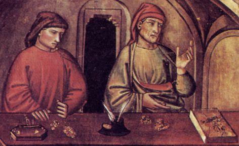 Fatti economici dell'Italia del '300