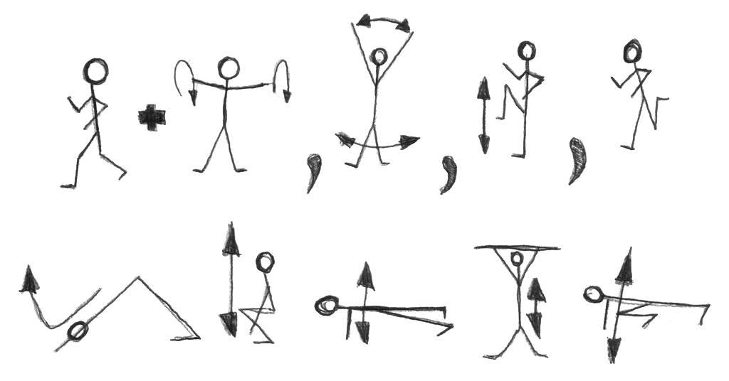 Scherma storica e preparazione atletica