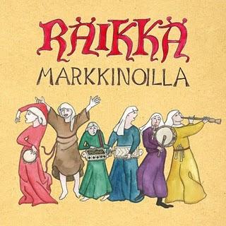 Räikkä: una vera girl-band medievale