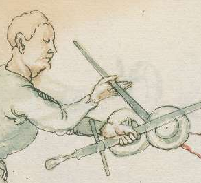 L'arte di spada e brocchiero: il primo brano di Lignitzer