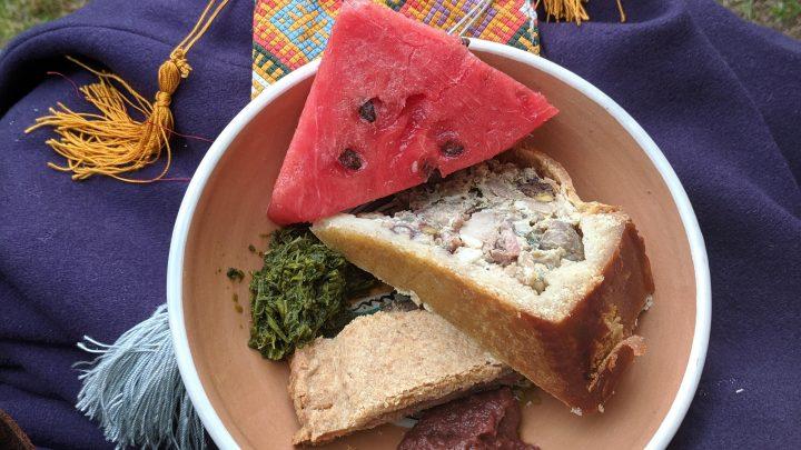 Rievocare un pranzo medioevale, il punto di vista del cuoco